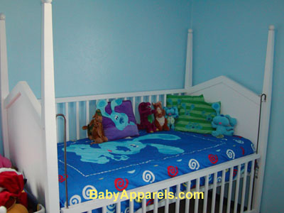 Adult Baby Furniture Four Poster Crib